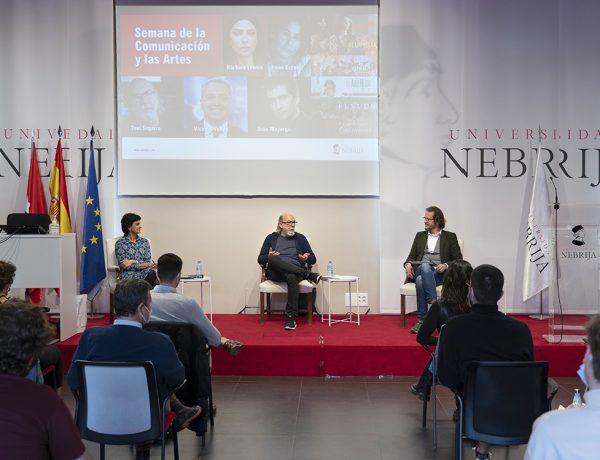Toni Segarra, Nebrija, mejor momento ,trabajar ,publicidad,programapublicidad