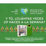 Campaña de San Valentín de Grupo INRED para Ecovidrio
