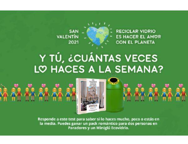 campaña ,San Valentín , Grupo INRED ,Ecovidrio, programapublicidad