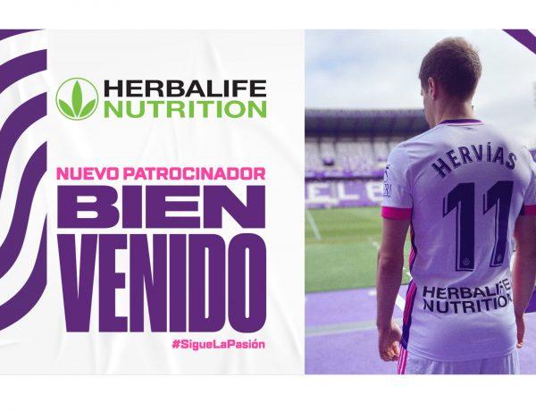 herbalife, nutrition, patrocinador, valladolid, programapublicidad