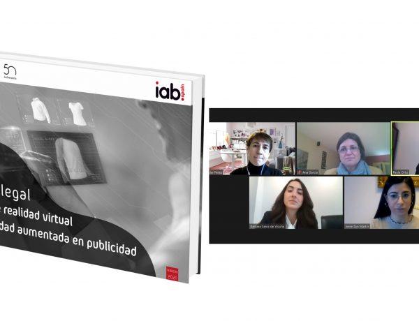 iab, presenta, guia legal, ga_p, realidad virtusal, realidad aumentada, híbrida, Hybrid, programapublicidad