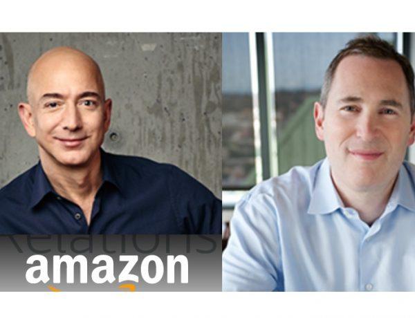 jeff Bezos, amazon, corporate,Andy Jassy ,CEO ,Amazon Web Services ,AWS , programapublicidad