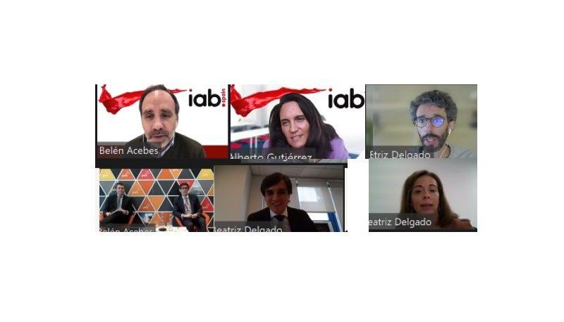 mesa debate, IAB, INVERSION ,PUBLICITARIA, PUBLICIDAD ,MEDIOS DIGITALES, 2020,programapublicidad