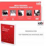 Top tendencias Digitales 2021 de IAB Spain:  Comprar por redes sociales futuro inmediato del E-commerce