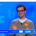 Pasapalabra, Antena 3, lider´del  martes con más de 3,5 millones de espectadores y   23,6%.