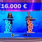 Pasapalabra, Antena 3, lideró el lunes con más de 3,4 millones de espectadores y 22,3%