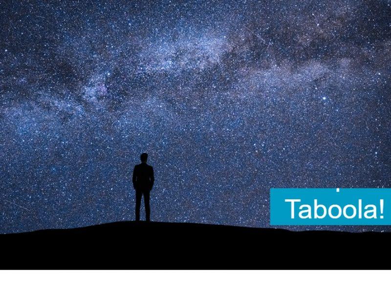 taboola, bolsa, logo, programapublicidad