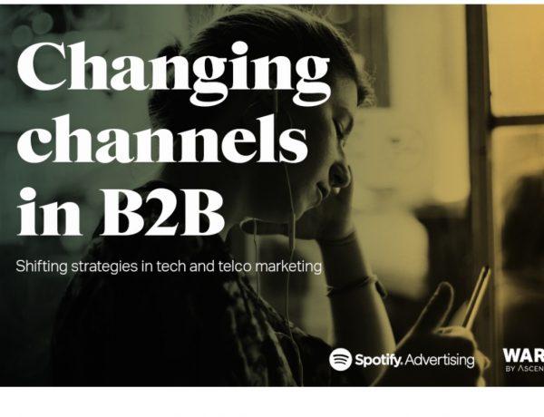 warc, changing channels, b2b, programapublicidad