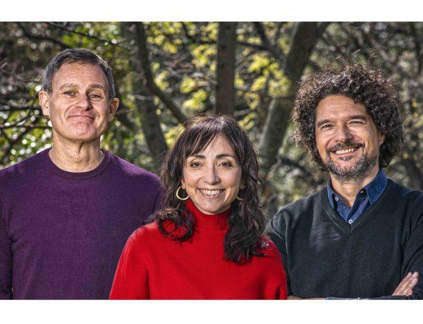 Ángela Cadiñanos, Directora Creativa Ejecutiva , Pingüino Torreblanca, Pablo Torreblanca , José Luis Moro ,