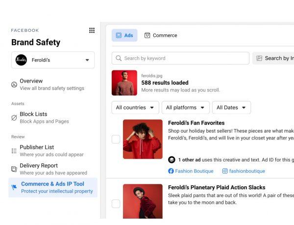 22 marzo ,2021, facebook, brand safety, programapublicidad