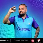 AFTERSHARE, crea lanzamiento del nuevo operador de juego online Casumo con @josepetanca