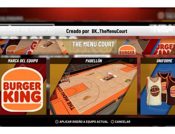 Burger King , THE MENU COURT, #BKMenuCourt ,programapublicidad