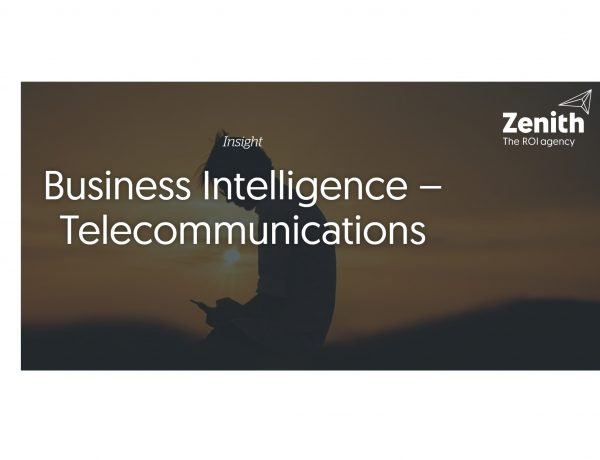 Business Intelligence , Telecommunications, zenith, programapublicidad