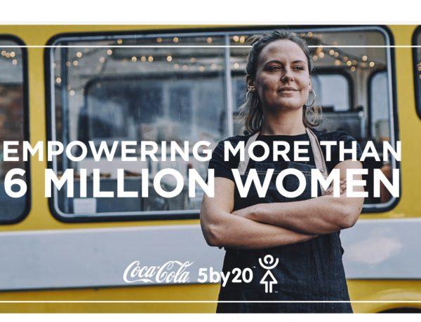 """Coca-cola empodera a más de 6 millones de mujeres en todo el mundo en su compromiso global Ana Gascón, Directora de Responsabilidad Corporativa de Coca-Cola Iberia, """"En Coca-Cola somos conscientes de la contribución de las mujeres a mejorar sus entornos socioeconómicos"""