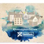 Campaña de Proximity #somosiglesia24siete, para la Conferencia Episcopal.