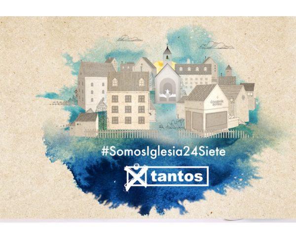 Campaña ,Proximity ,Conferencia Episcopal, #somosiglesia24siete,programapublicidad
