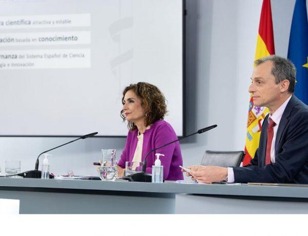 Consejo ,Ministros, gobierno, españa, María Jesús Montero ,Pedro Duque ,programapublicidad