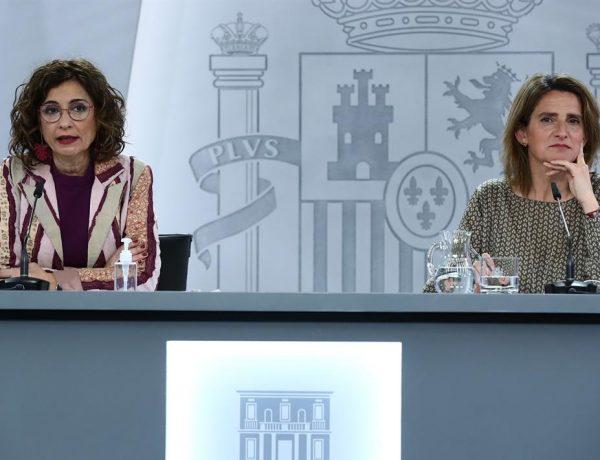 Consejo ,Ministros,María Jesús Montero ,Teresa Ribera,programapublicidad