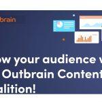 Outbrain lanza ContentCoalitionpara impulsar el intercambio de audiencias entrepublishers