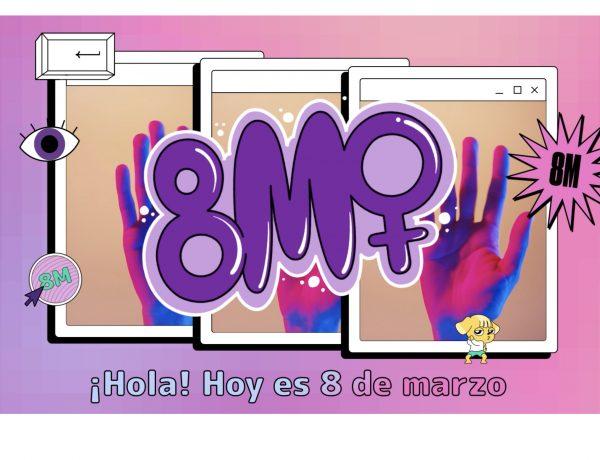 """La campaña #8MTodoElAño que Correos ha lanzado este 8 de marzo en redes sociales, propone una reflexión frente al """"purple washing"""""""