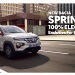 Publicis Conseil crea última campaña del nuevo Dacia Spring 100% electric