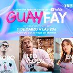 GuayFay nuevo programa de Samsung en YouTube para conectar con los más jóvenes