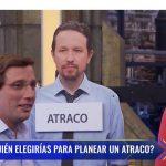 El Hormiguero 3.0 de Antena 3, con Jose Luis Martinez Almeida, #AlmeidaEH,  lideró el lunes con más de 3,8 millones de espectadores y 21,4%.