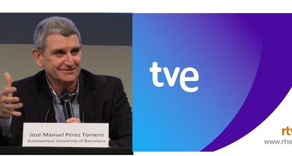 José Manuel Pérez Tornero, rtve, programapublicidad
