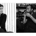 Judith Francisco y Jorge Martínez (Germinal Comunicación), en hablar de c.