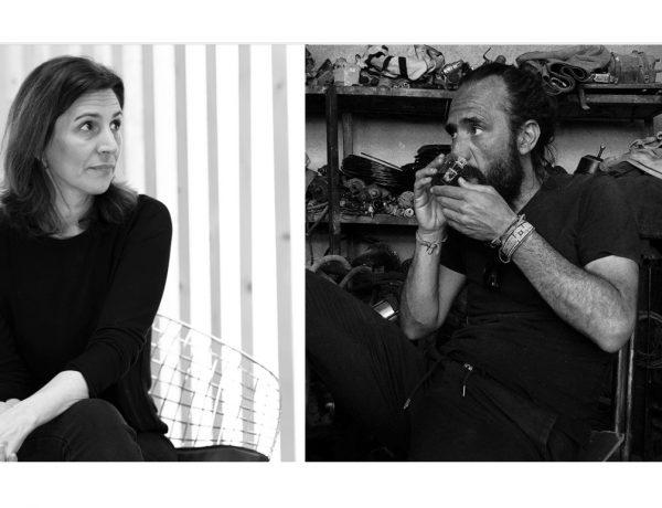 Judith Francisco , presidenta , c de c, charla ,Jorge Martínez, diseñador ,creativo publicitario. Jorge , socio fundador ,Germinal Comunicación,programapublicidad