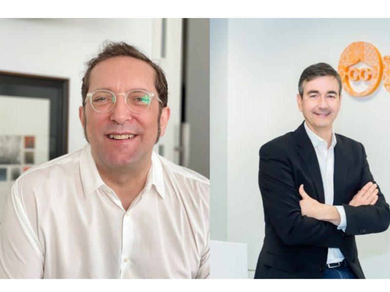 Lutz Emmerich, Country Manager , Outbrain ,Rafael Amieva, sustitución Lutz Emmeritch, ,programapublicidad