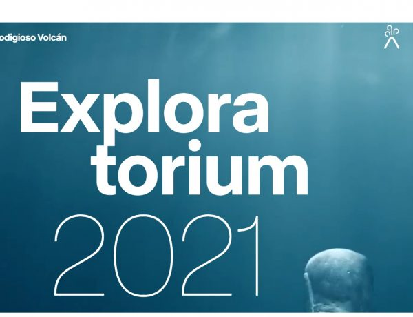 Picnic ,Prodigioso Volcán ,invitan ,bucear ,Exploratorium 2021 ,programapublicidad