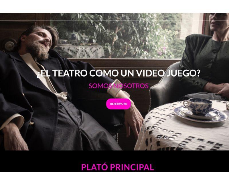 Plató Principal, plataforma ,española ,funcionalidades ,videojuego ,teatro en directo ,programapublicidad