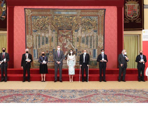 SS.MM, Reyes , entregan , acreditaciones ,Embajadores , Honorarios , Marca España , EHME, programapublicidad