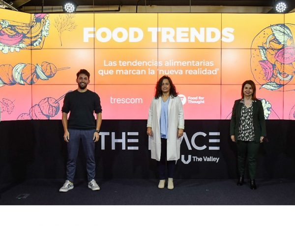 Trescom ,Food For Thought , dia, food trends, programapublicidad