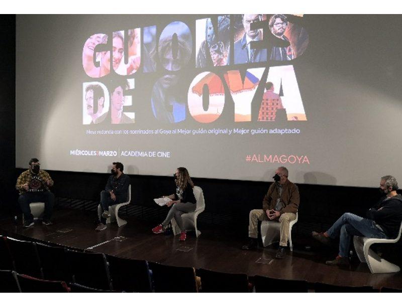 #almagoya, pandemia, guionistas, tv, series, cine, programapublicidad
