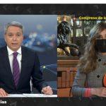 Antena3 Noticias2, lideró el miércoles con más de 3,5 millones de espectadores y 21,0%