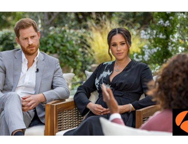 entrevista ,Meghan Markle , príncipe Harry, antena3, ana pastor, programapublicidad