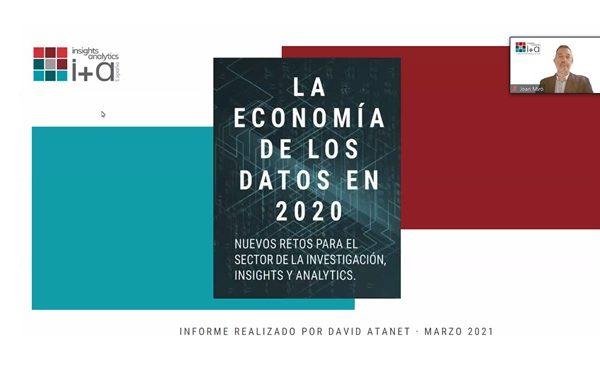 estudio, Insights + Analytics ,España, Economía , Datos, Nuevos retos , sector ,investigación, insights y analytics.11 tendencias , mercados, i+a, Insights + Analytics España. programapublicidad