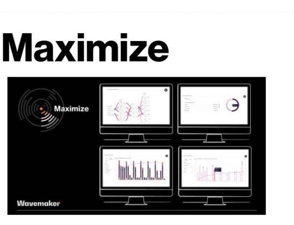 maximizw, wavemaker, planificación, multimedia, IA, programapublicidad
