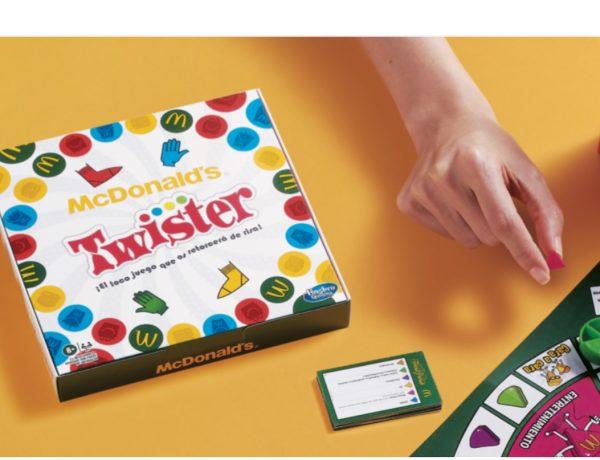 tbwa, juegos, , McDonald's ,restaurantes , juegos de mesa ,míticos ,los 90 ,programapublicidad