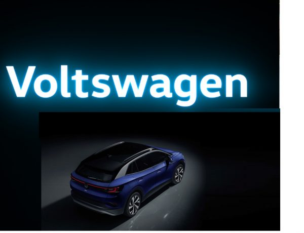 voltswagen, vw,volkswagen ID.4, programapublicidad