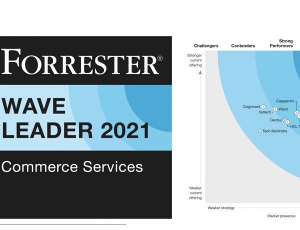 wpp, forrester, wave leaders, 2021, commerce services, programapublicidad