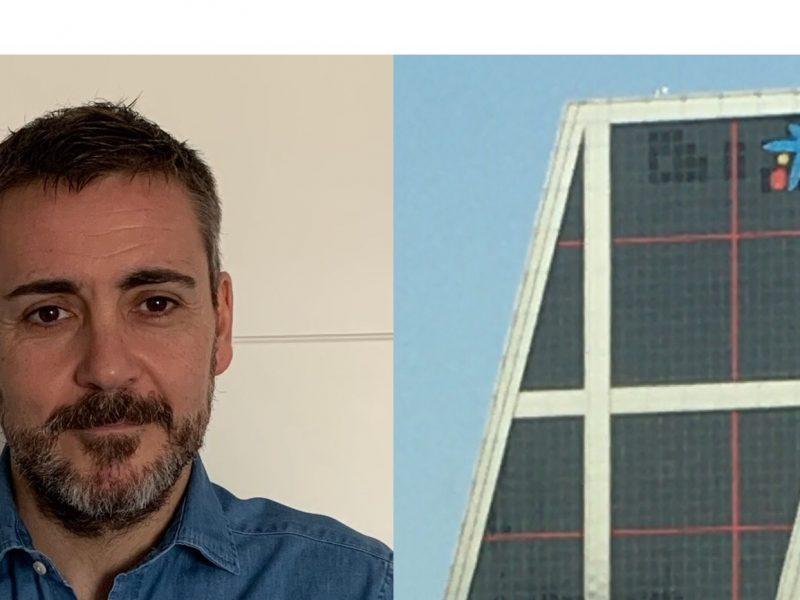 Alberto Ortega , Director de Negociación , con Medios , CaixaBank ,programapublicidad
