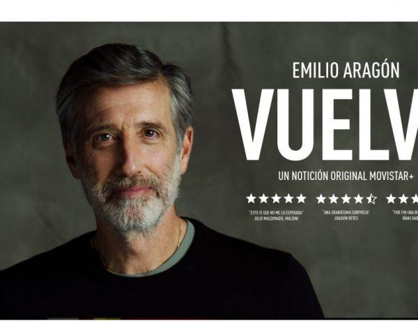 Emilio Aragón ,vuelve ,televisión, B.S.O., próximamente, Movistar+, programapublicidad