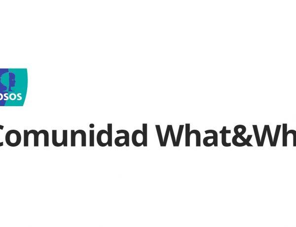 Ipsos , Comunidad What&Why, programapublicidad