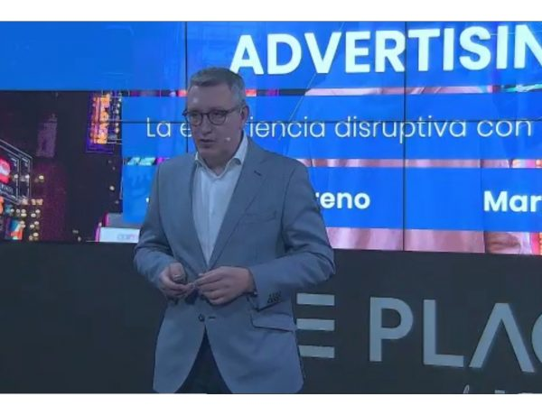 Juan Luis Moreno, partner & CIO , The Valley, presentado ,informe , Rethink Advertising,programapublicidad
