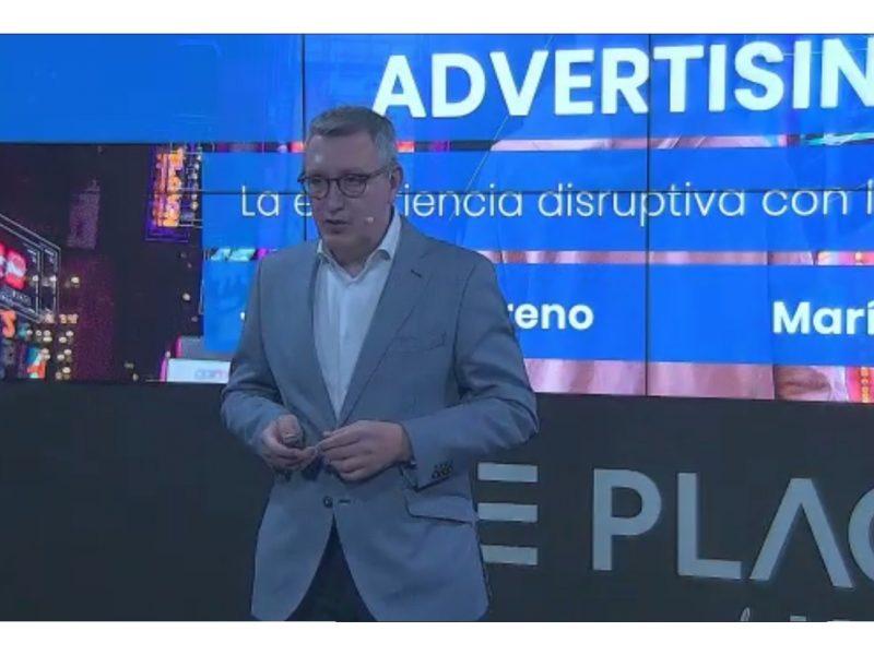 Juan Luis Moreno, partner & CIO , The Valley, presentado ,informe , Rethink Advertising,programapublicidad