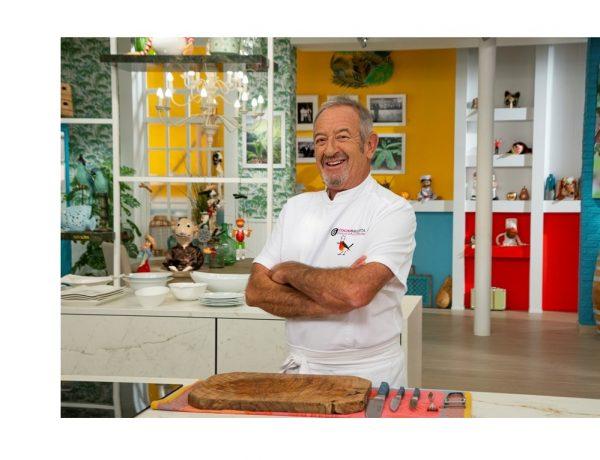 Karlos Arguiñano, galardonado ,Premio Nacional ,Televisión 2021 ,antena3, atresmedia, programapublicidad