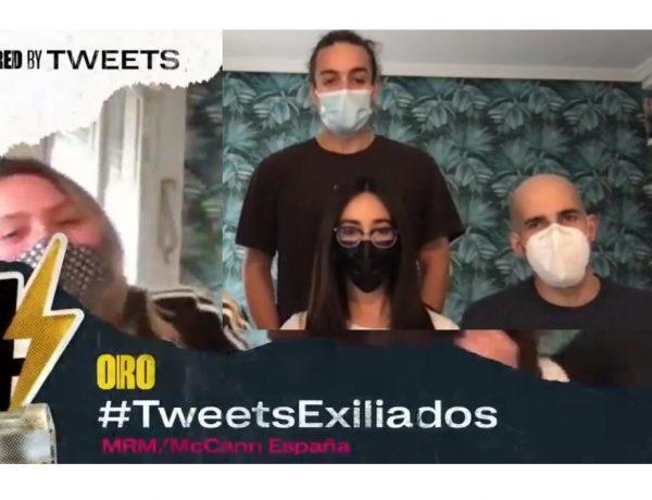 #PoweredByTweets , #TweetsExiliados , MRM,McCann, programapublicidad